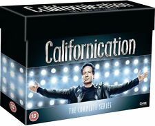 Californication Complete Collection [DVD] Californication 1 2 3 4 5 6 7 Final