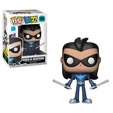 Funko POP! Television: Teen Titans Robin As Nightwing #580