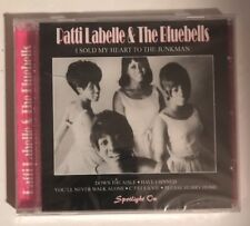 """PATTI LABELLE & BLUEBELLES CD """"I sold My Heart To The Junkman"""" 1995"""
