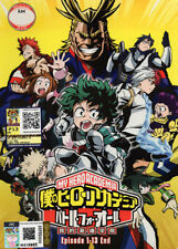 My Hero Academia DVD Complete 1-13 Anime (Japanese Ver) - US Seller FAST SHIP