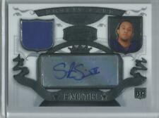 2007 Bowman Sterling #BSRRA-SS, Steve Smith   Rookie Auto Jersey Card
