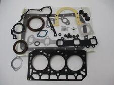 Daihatsu 825756 Engine Rebuild Gasket 825378, 825756 Toro  Diesel  Workman