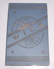Altes Leporello Wien Ansichten um 1910 Österreich Austria !