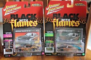 2018 JOHNNY LIGHTNING Street Freaks Release 2 A and B 1968 CHEVY CHEVELLE SS 396