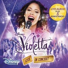 OST/VIOLETTA: LIVE IN CONCERT (STAFFEL 2,VOL.2 )  CD NEW+