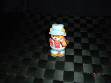 Enesco 1986 Lucy & Me Farmer With Pipe Figurine