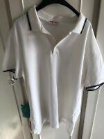 Mens Prada Polo T Shirt XXL Used bargain