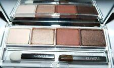 Clinique Colour Surge Eye Shadow Quad 01 Black Honey New
