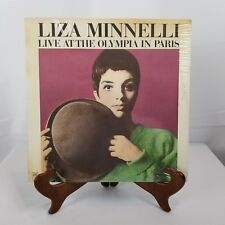 Liza Minelli - Live At The Olympia In Paris (Sealed) - LP Vinyl Record (G8)