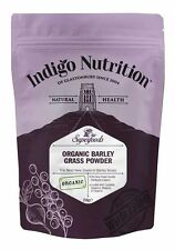 BIO Gerstengraspulver - 250g - (New Zealand) Indigo Herbs