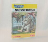 Where the Wild Things Are ~ Read with Me DVD Fisher Price / Mattel / Scholastic