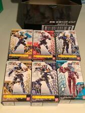 BANDAI Kamen Rider Build (Build3) So-Do Set of 6 Boxes Candy Toy Figuarts Sodo