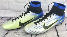 Nike Mercurial Victory VI DF Neymar Blue Football Boots Boys Junior Size UK 5.5
