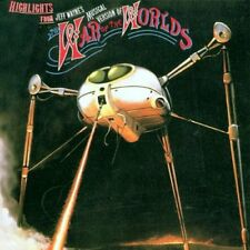 Wayne, Jeff : The War of the Worlds: Highlights CD