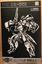 Transformers TFC EX-002 : BATTLE ROLLAR roller for Optimus Prime