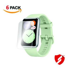 For Huawei Watch Fit / Honor Smart Watch ES Screen Protector Film Self-Healing