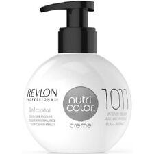 Revlon Professional Nutri Color Creme 1011 Int Silver 270ml BALL 3 in 1 Colour