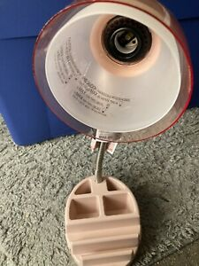 Mainstays organizer lamp