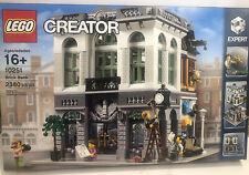 LEGO 10251 Creator Expert Brick Bank Set MISB