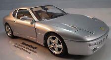 Ferrari 456GT 1992 Coupé von Burago Maßstab 1:18  Modellauto