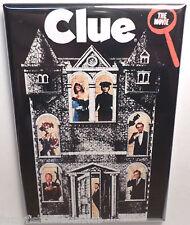 "Clue Movie Poster 2"" x 3"" Refrigerator Locker MAGNET Curry Mull"