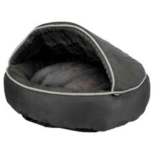 Pet Dog Cat Bed | Timber Cushion Soft Puppy | Soft Cave Washable Dog Bed | Puppy