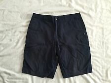 fbd000262f66 DG Men Casual Shorts Blue Color Size 34 SS6