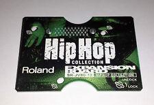 ROLAND SR-JV80-12 HIP HOP Collection Carte d'extension JV 1080 2080 XV 3080 5080