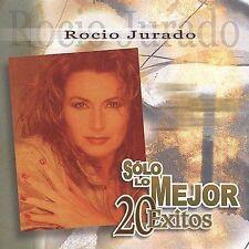 Solo Lo Mejor: 20 Exitos by Rocío Jurado (Singer) (CD, Aug-2001, EMI Music Distr