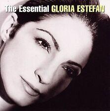 The Essential Gloria Estefan by Gloria Estefan (CD, Oct-2006, 2 Discs, Legacy)