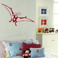 Pterodactyl - Large Dinosaur Wall Transfers / Interior Art / Wall Stickers Di8