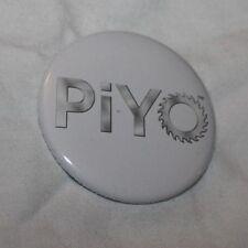 Piyo Shakeology Beachbody Coach Pinback Button NEW