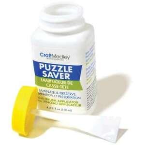 Craft Medley Puzzle Saver Glue 4oz 775749100457