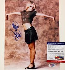 CHRISTINA APPLEGATE Signed 8x10 Photo Married With Children (D) ~ PSA/DNA COA