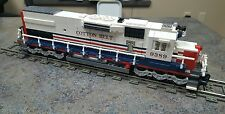 Custom Lego Southern Pacific/SSW Bicentennial SD40T-2 Train Engine 9V