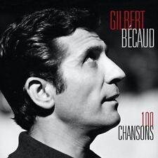 GILBERT B'CAUD - 100 CHANSONS NEW CD