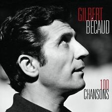 GILBERT B'CAUD - 100 CHANSONS USED - VERY GOOD CD