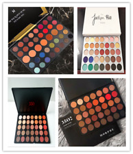 New Morphe 35O 2 Second Nature Makeup Eyeshadow Palette & Free ship Xmas gift
