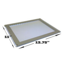 LED Tracing Light Box Board Artist Tattoo A4 Drawing Pad Table Display Stencil
