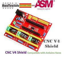 CNC Shield V4.0 Moter Driver Board CNC V4 Compatible with Arduino ENVIO RAPIDO