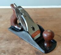 Vintage Stanley Smoothing Plane No 4 1/2