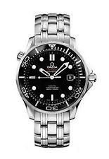 Silberne OMEGA Armbanduhren