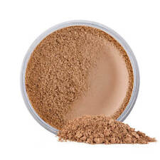 Nude by Nature Mineral Bronzer Make-up Cosmetic Compact Highlights Travel