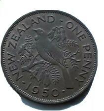One Cens 1950 Newzeland