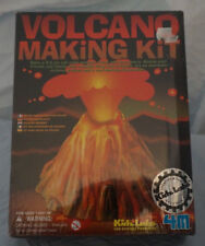 KIDZ LABS Volcano Making Kit Educational Science Kit for Children SEALED