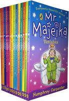 Mr Majeika 14 Books Collection Set Favourite Wizard Adventure Children Reading 5