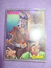Jeu Amstrad CPC 464 - PROFANATION - Chip