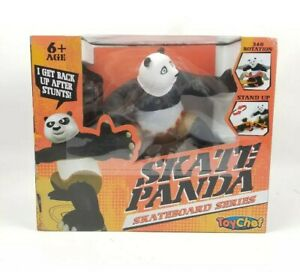 Toy Chef  SKATE PANDA  remote control Skateboard Panda Toy  rechargeable battery