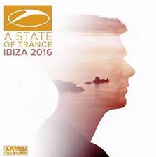 Armin Van Buuren - A State Of Trance Ibiza 2016 (NEW 2CD)