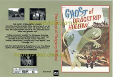 GHOST OF DRAGSTRIP HOLLOW DVD B/W1959  customs street rat hot rod vid